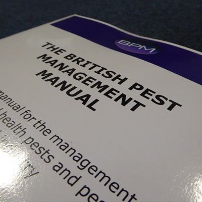 British Pest Management Manual